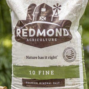 Redmon - 10 Fine Premium Mineral Salt
